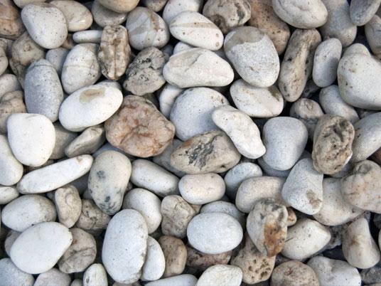 Roches et pierres