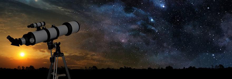 télescopes d'astronomie